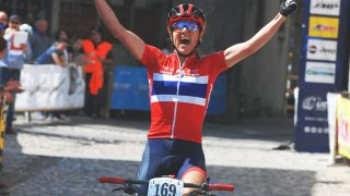 Gunn-Rita Europamester på marathon distancen