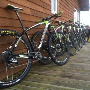 Team Merida Astral Biking