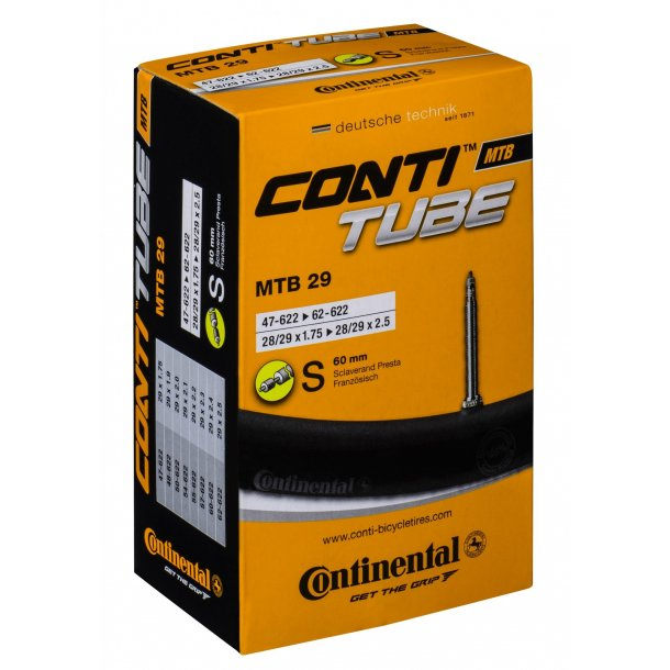 Conti MTB 28-29, Presta 60