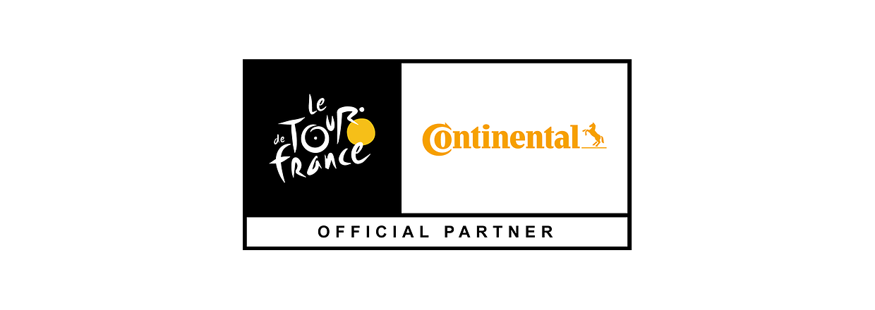 Continental officiel Tour de Franc partner