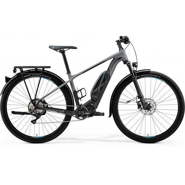 2019 eBig.Seven 500 EQ, Mat grå (sort/blå)