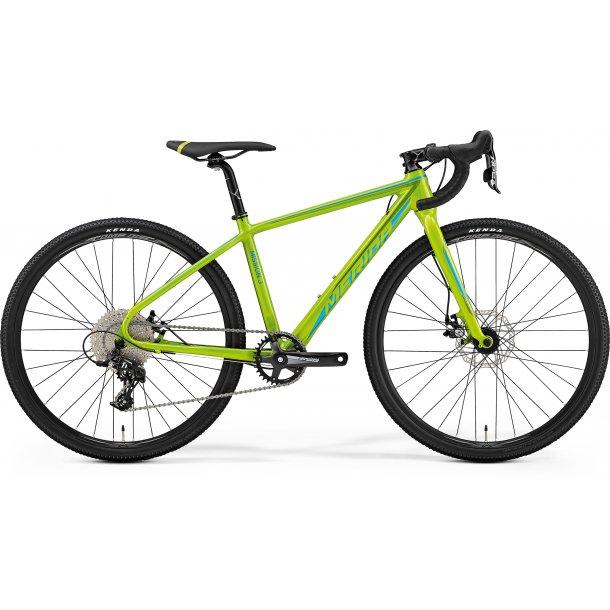 Mission J. CX, grøn (blå/mørk grøn)