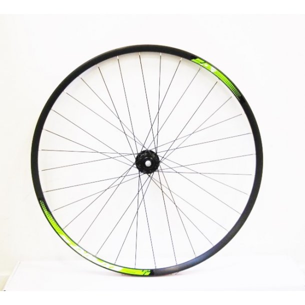 Forhjul 2017 Merida Big.Nine 6000, Sort/grøn
