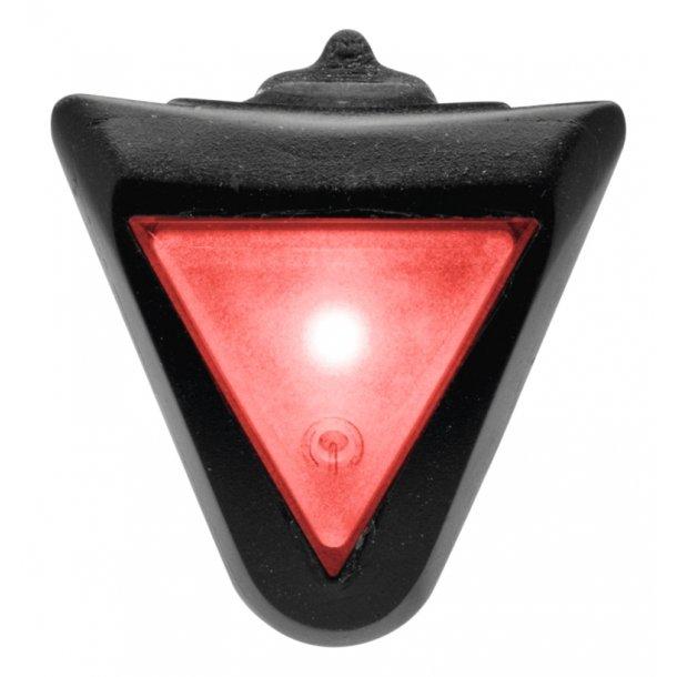 Uvex plug-in LED hjelmlygte